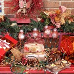 Boże Narodzenie , dekoracje , choinka , wystrój , Święta