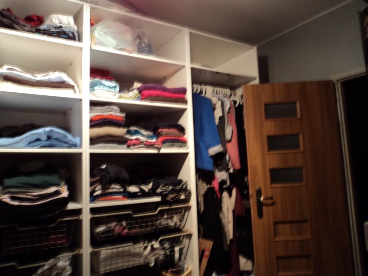 Garderoba, garderoba w blokowisku :))
