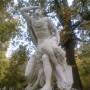 """Pozostałe, Smutna , wesoła i kolorowa JESIEN. - Rzeźba """"Tankred i Klorynda""""  hmm  no byłam pewna,że wiesz....."""