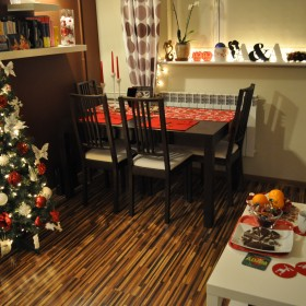 Świąteczny pokój