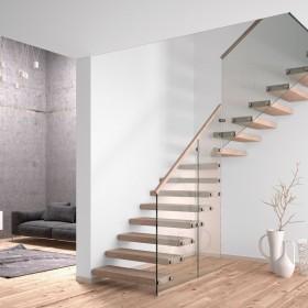 Ciekawe stopnie na schody