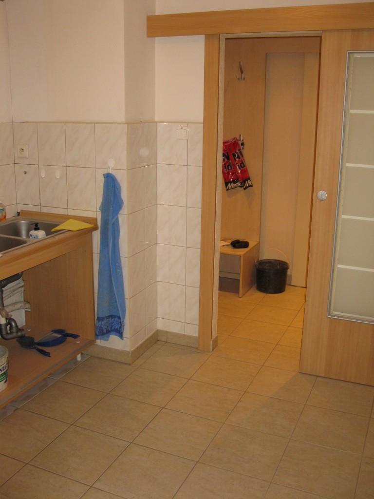 """Salon, """" Jak zmieniło się nasze mieszkanie"""" /konkurs - kuchnia c.d"""