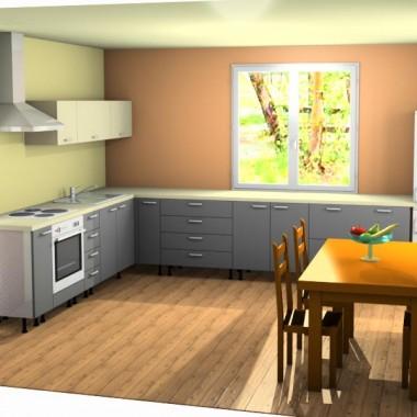 Projekt kuchni wersja 2