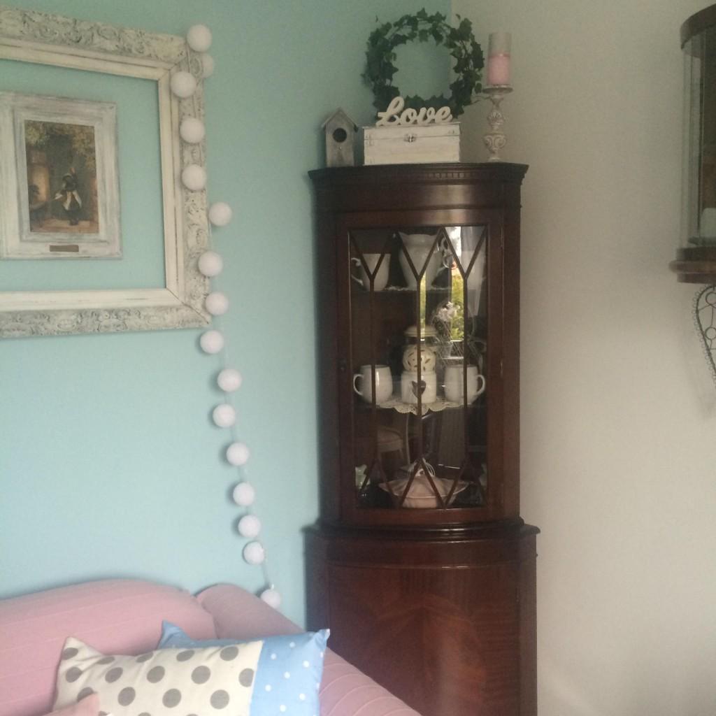 Salon, nowe mebelki