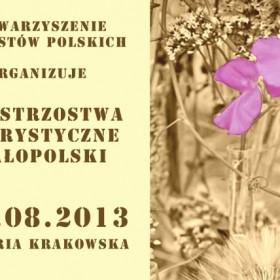 I Krajowe Mistrzostwa Florystyczne Regionu Małopolskiego