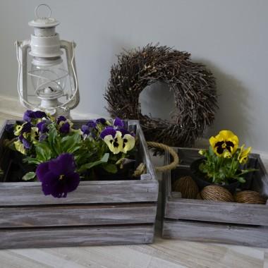 Skrzynki, osłonki do kuchni, na taras , balkon na kwiaty ...
