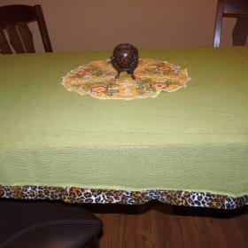 Obrus na stół