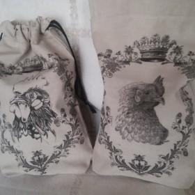 woreczki bawełniane