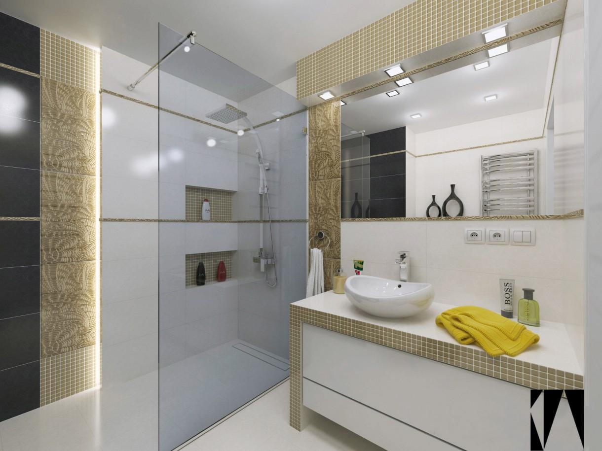 Zdjęcie 44 W Aranżacji Złota łazienka Deccoriapl