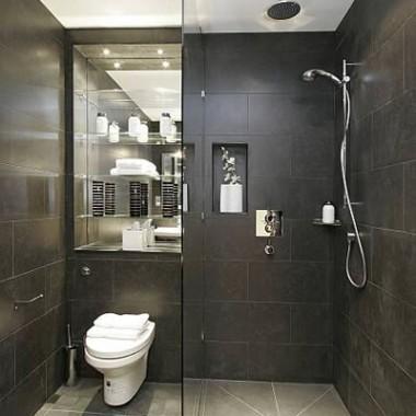 łazienki projekt i wykonanie