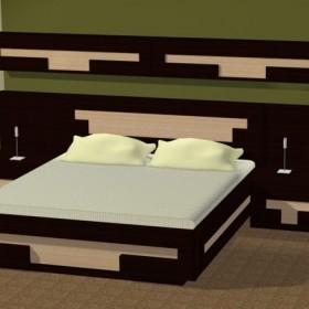 Moje projekty-sypialnia