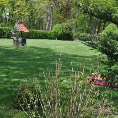 W poprzedniej galerii zamieściłam kwitnące w moim ogrodzie rośliny.Teraz proponuję spacer po całym.