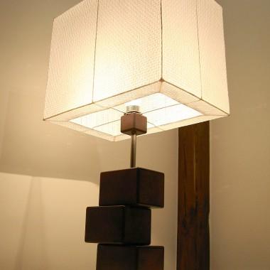 Lampa kwadrat