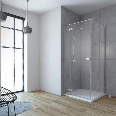 Komfort tkwi w szczegółach – nowe kabiny prysznicowe marki Radaw