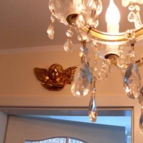 Gold gold gold -  migawki z mojego mieszkanka