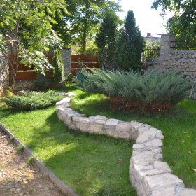 Koniec lata w moim małym ogródku
