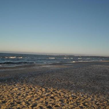 Zapraszam na  spacer nad morze..............