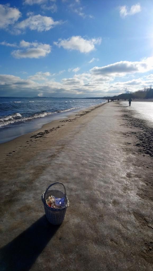 Dekoratorzy, Czas na serduszka....................... - ..............i lodowa plaża............