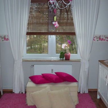 pokój dla dziewczynki/ realizacja