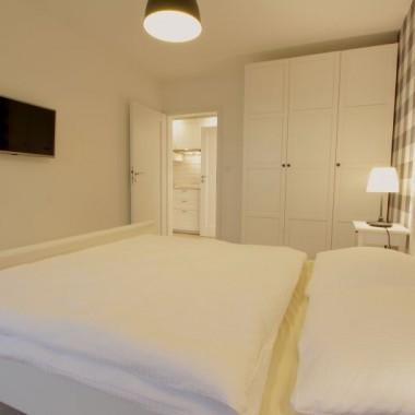 Proszę o ocenę koncepcji 1 sypialni- całość planuje pod kątem wynajmu.