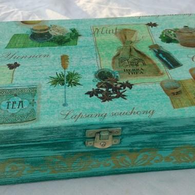 Herbaciane pudełeczko