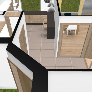 Nowe mieszkanie- projekt