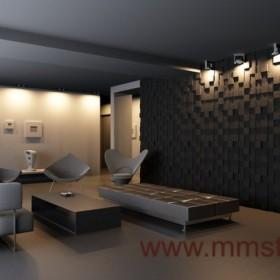moduły dekoracyjne na ścianę