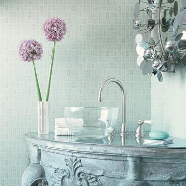 Umywalki łazienkowe.