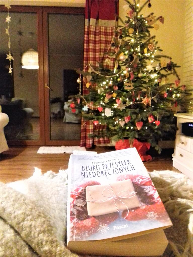 Ksiązki świąteczne-KOCHAM:)