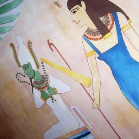 Egipt w domu