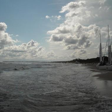 Wakacyjne fotki znad morza ..........