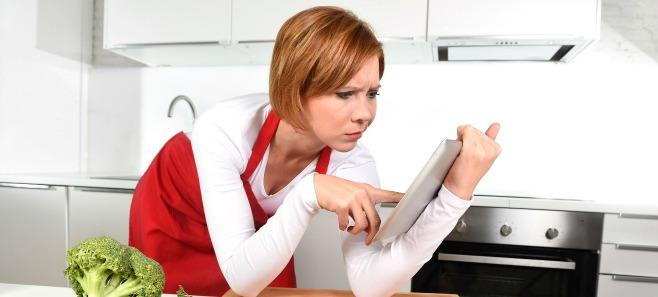 Gadżet w kuchni – czas w kieszeni