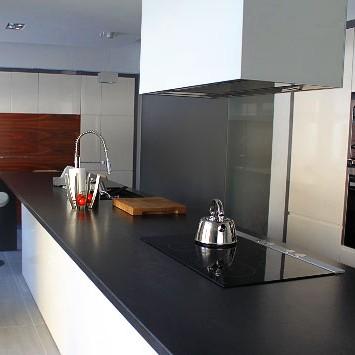 Kuchnia w domku jednorodzinnym