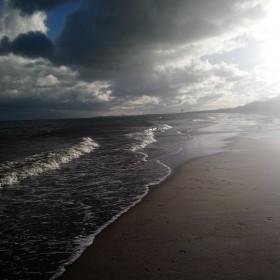 Styczniowe morze...............