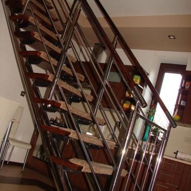 schody, balustrady