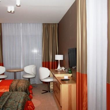 Tekstylia w hotelach