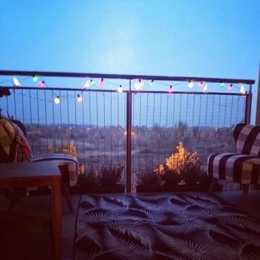 7m balkonu