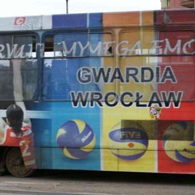 Wrocław smutny bez deccorii....
