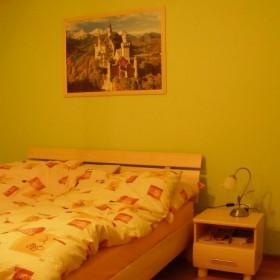 Sypialnia - troche tu nudno....