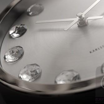 Nowoczesny zegar ścienny Big Diamond