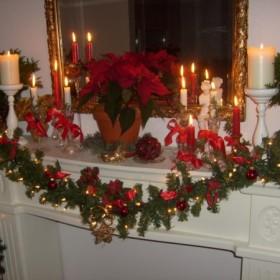 Świąteczna Magia w moim domku :)