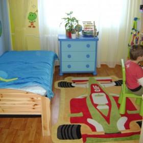 pokój mojego synusia.