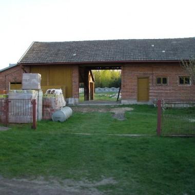 domek ze stodoły