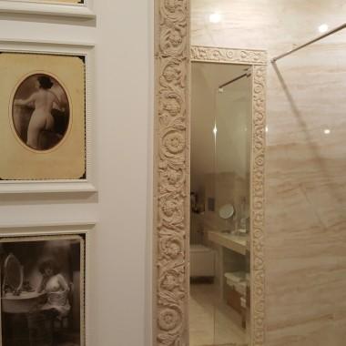 Moje gniazdko: łazienka damska przy sypialni