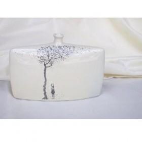 wazoniki ozdobne ceramiczne