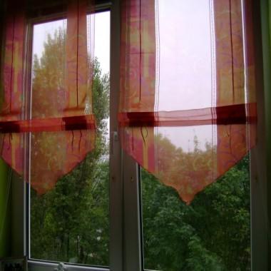 okno w kuchni..