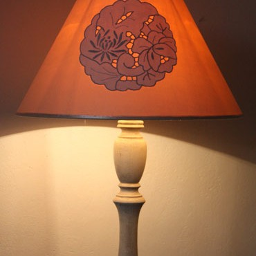 Lampy hand made :)
