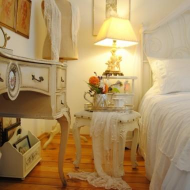 ...jednak jestem zakochana z białej pościeli i najbardziej lubię moją sypialnię w bieli :)