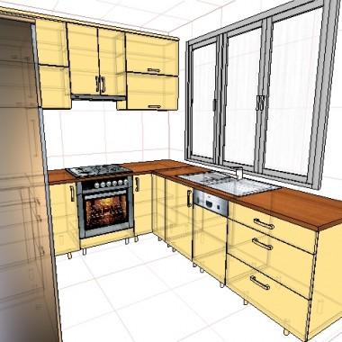 Kuchnia wersja 2