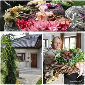 """""""Maja w Ogrodzie"""" & wianki na drzwi"""